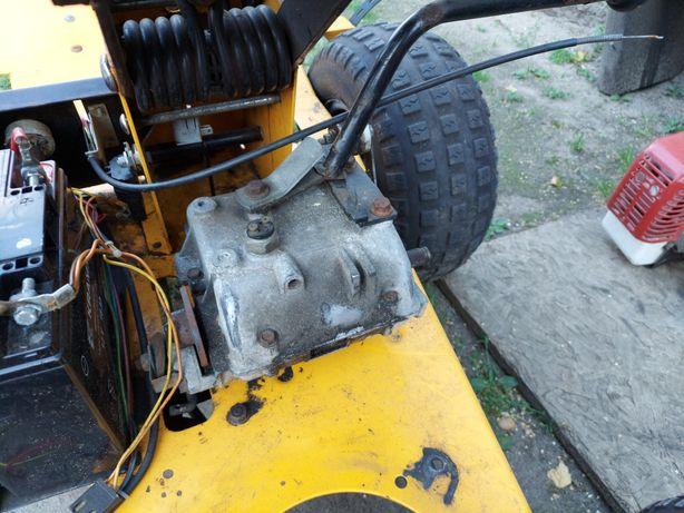 Traktorek kosiarka castel garden stiga villa honda skrzynia manualna