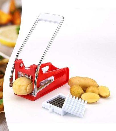 Прибор для нарезки картофеля фри картофелерезка Coupe Frites
