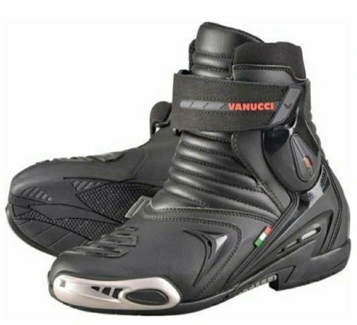 Damskie buty motocyklowe Vanucci RV7 rozmiar 39