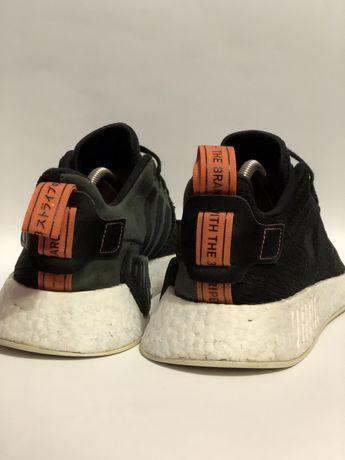 Кроссовки Adidas NMD R2 как yeezy boost london jordan moncler yung 96