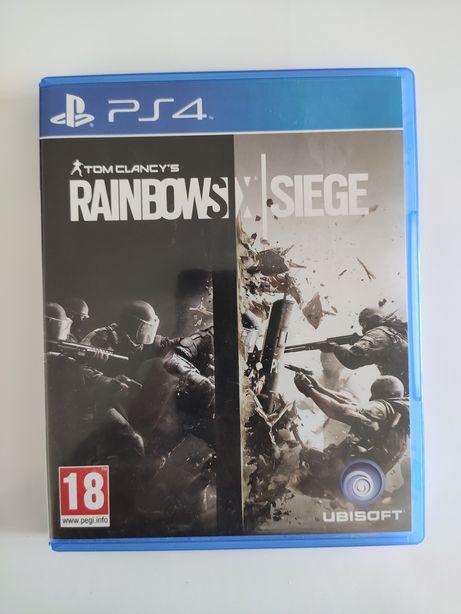Rainbow Six Siege PS4 stan idealny