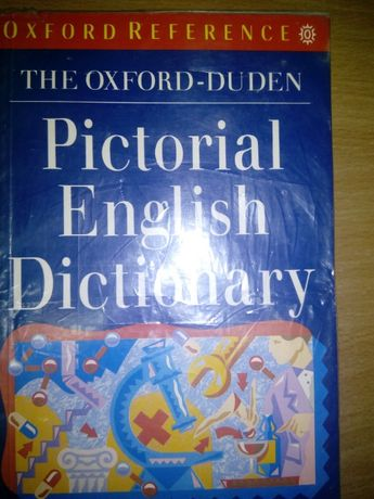 Pictorial English Dictionary wyd Oxford