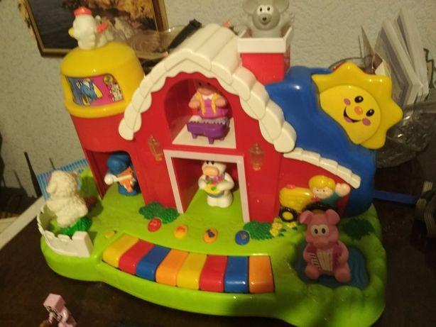 Продам развивающую игрушку kiddie land