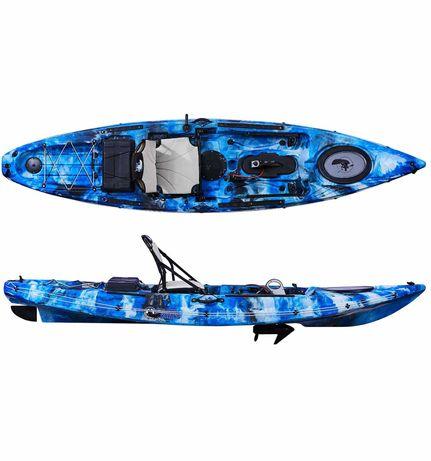 Kayak de pesca a pedais Galaxy Wahoo S