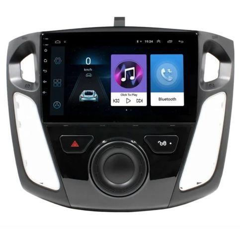 Ford focus 3 фокус 3 магнитола магнітофон форд экран монитор android