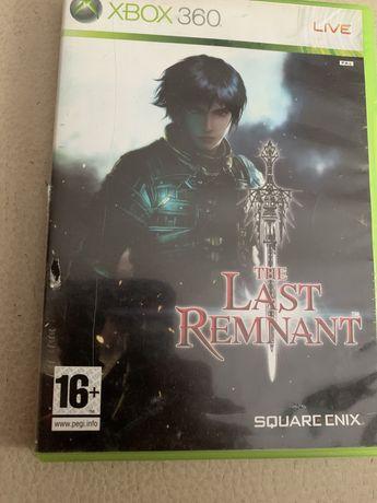 Gra xbox 360 przygodowa The last Remnant