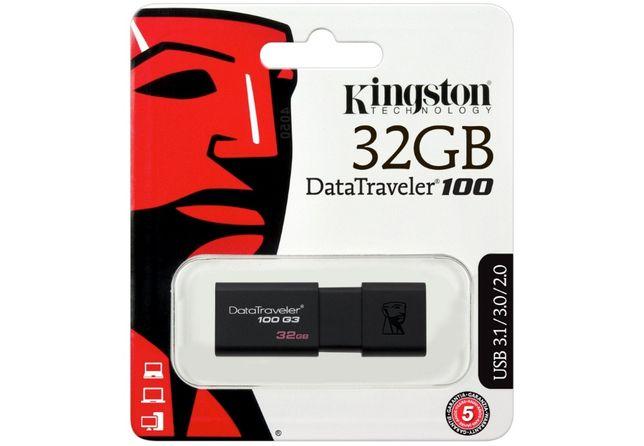 USB-накопитель Kingston DataTraveler DT100 DT101 DT106 8 16 32 64 Гб
