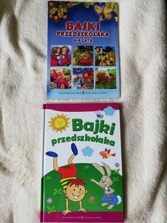 Bajki przedszkolaka, Bajki przedszkolaka 3-4 Wydawnictwo Zielona Sowa
