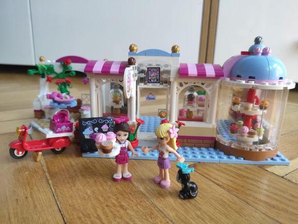 Lego Friends 41119 Cukiernia w Heartlake zestaw + instrukcja 2x