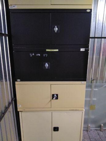 Nadstawka szafy metalowej marki MALOW