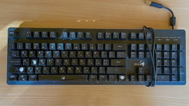 Клавиатура Genius Scorpion K10