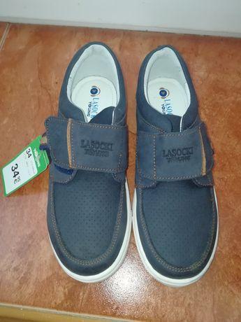 Кеди, туфлі 34 розмір Lasoski на хлопчика