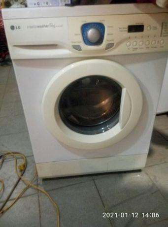 продам стиральную машину LG 5 кг