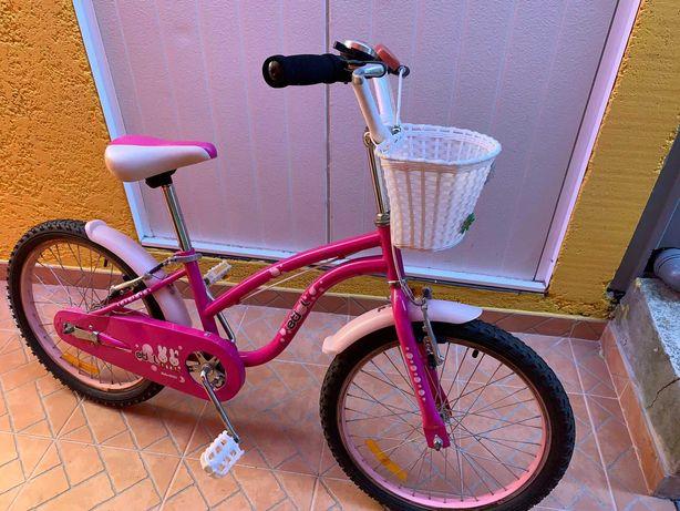 Bicicleta de menina BARATA