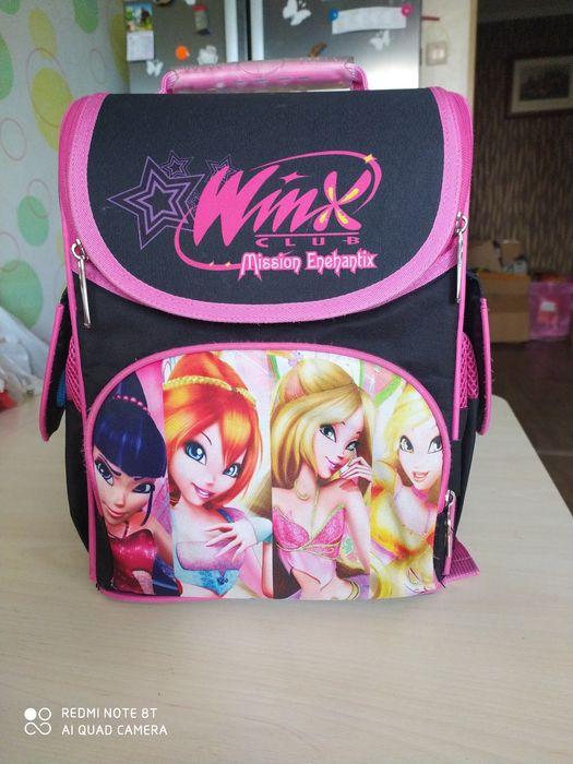 Рюкзак школьный каркасный для девочки Одесса - изображение 1