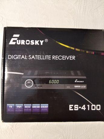 Цифровой тюнер EUROSKY