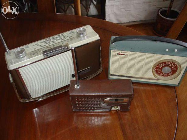 Rádios de colecção