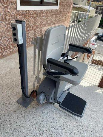 Cadeira elevatória Stannah