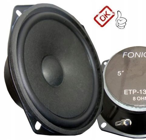głośnik średniotonowy zamiennik TONSIL ALTUS ALTON