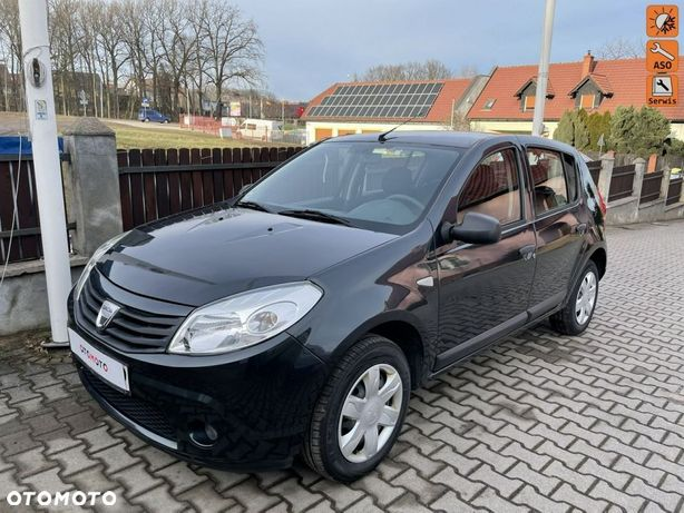 Dacia Sandero 1,4 benzyna klimatyzacja ładna opłacona z Niemiec