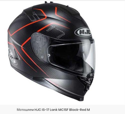 Мото шлем  HJC IS-17 LANK MC1SF