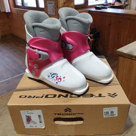 Buty narciarskie Tecno 20,5 (rozm. 32)
