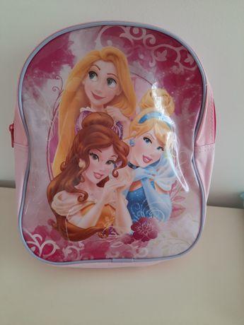 Plecak plecaczek różowy dziewczęcy