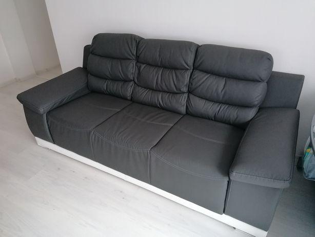 Sofa Palermo z funkcją spania. Stan idealny