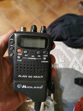 Cb radio midland Alan 42 multi