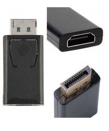 DisplayPort - HDMI