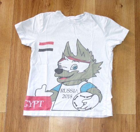 koszulka mistrzostwa piłka s 36 xs 34 monnari bershka mohito zara h&m
