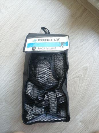 Ochraniacze FIREFLY na rower, rolki itp.