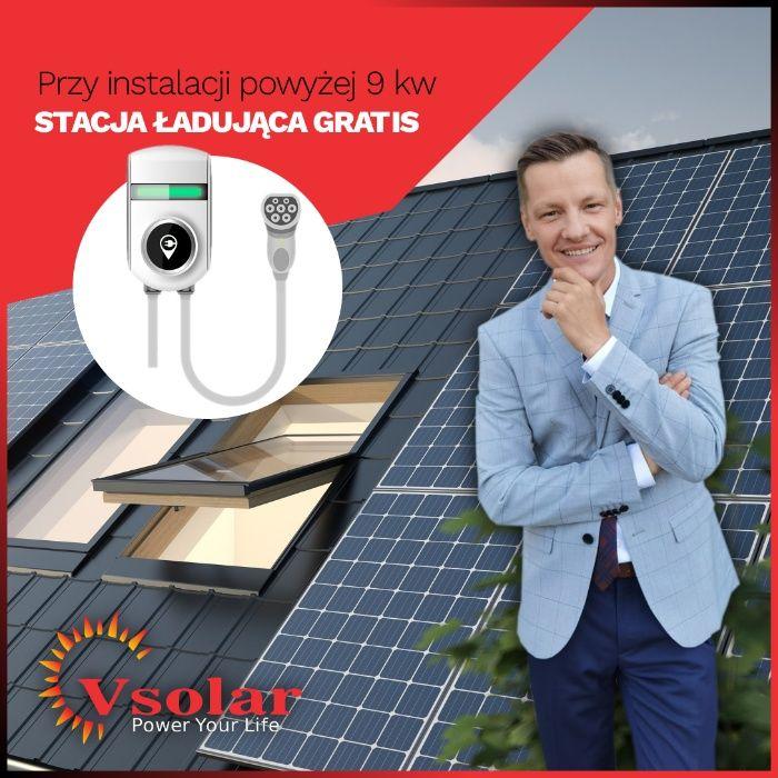Fotowoltaika, instalacje fotowoltaiczne, panele fotowoltaiczne Łódź - image 1