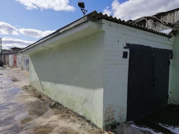 Продам цегляний гараж в р-н Пивзаводу