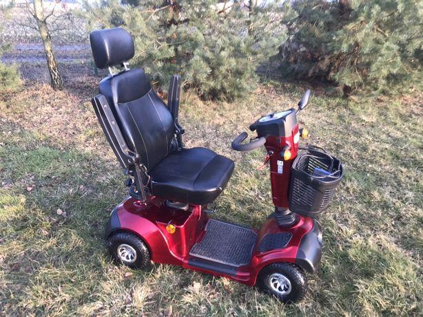 Skuter eletryczny inwalidzki