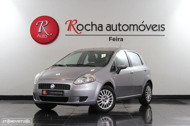 Fiat Grande Punto 1.2 72MIL KMS