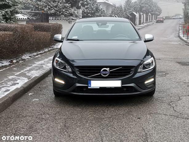 Volvo S60 R Design Polski Salon Gwarancja 1 właściciel Serwis ASO