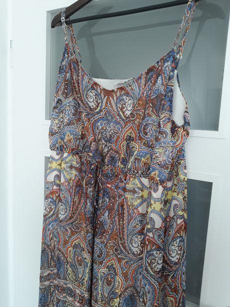 Sukienka maxi dress rozmiar 50