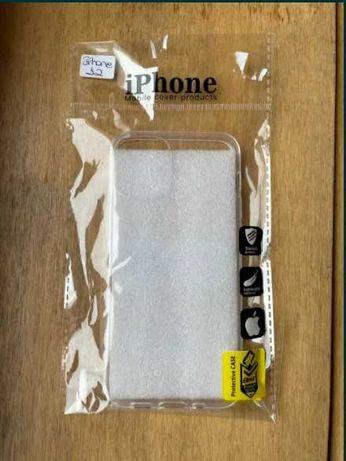 Capa IPHONE 12 Mini transparente - NOVA