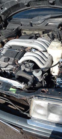 Продам двигун мотор мерседес 124 3.0 ом 606 om 606 300 d