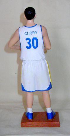 Koszykarz Stephen Curry NBA Warriors wys. 25 cm
