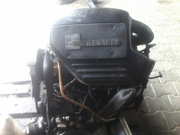 Мотор Renault Kangoo рено кенго коробка гур кпп 1.9 D