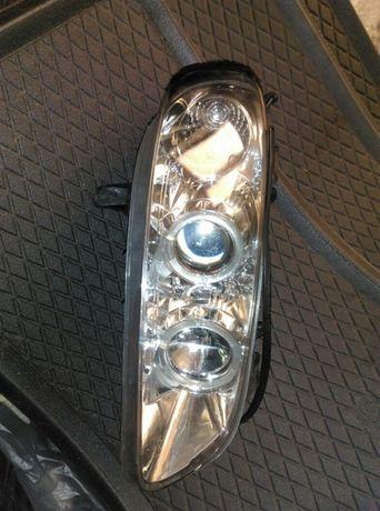 Reflektor Omega B prawy plus ring