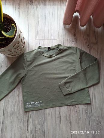 Bluza o krótszym kroju rozmiar l/xl