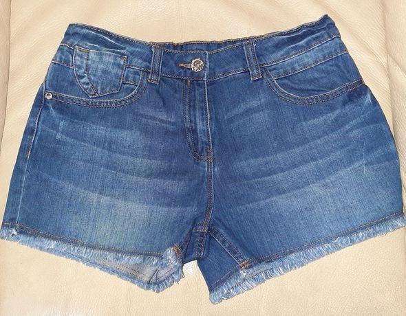 """Продам джинсовые шорты фирмы """"Next"""",Бангладеш."""