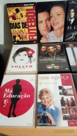 13 DVDs vários temas, infantis e outros TODOS 5 EUROS = em BEJA