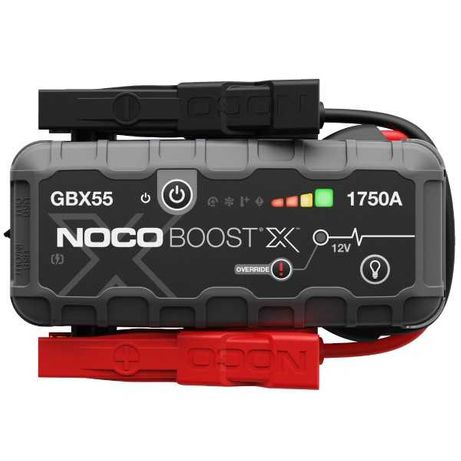 NOCO GBX55 urządzenie rozruchowe małe duża moc 1750A