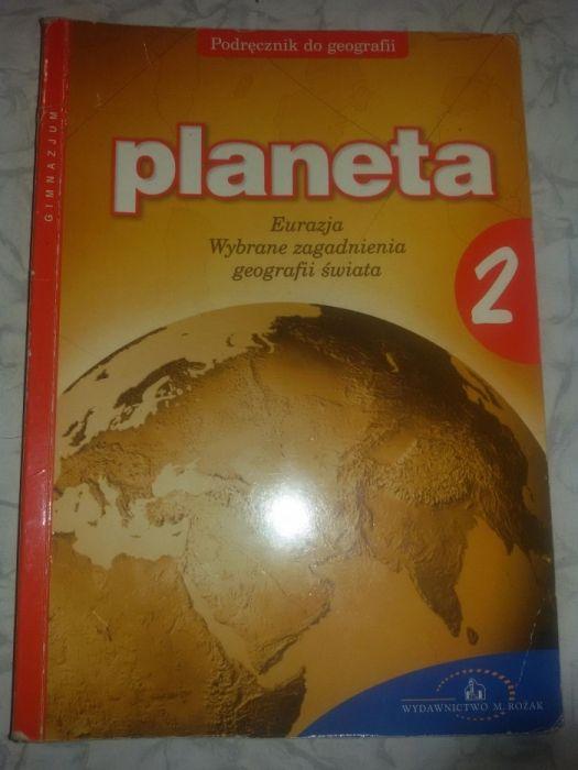 Podręcznik PLANETA Eurazja Wybrane zagadnienia geografii świata