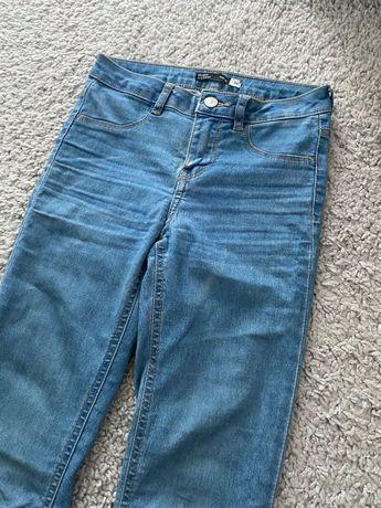 Spodnie jeansowe 34