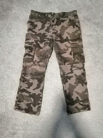 Spodnie wojskowe maskowanie